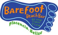 5 minute walk from Sunsets to Barefoot Bar and Grill Belize